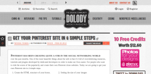 jQuery Infinite Scrolling Website Tutorials | Potent Pages